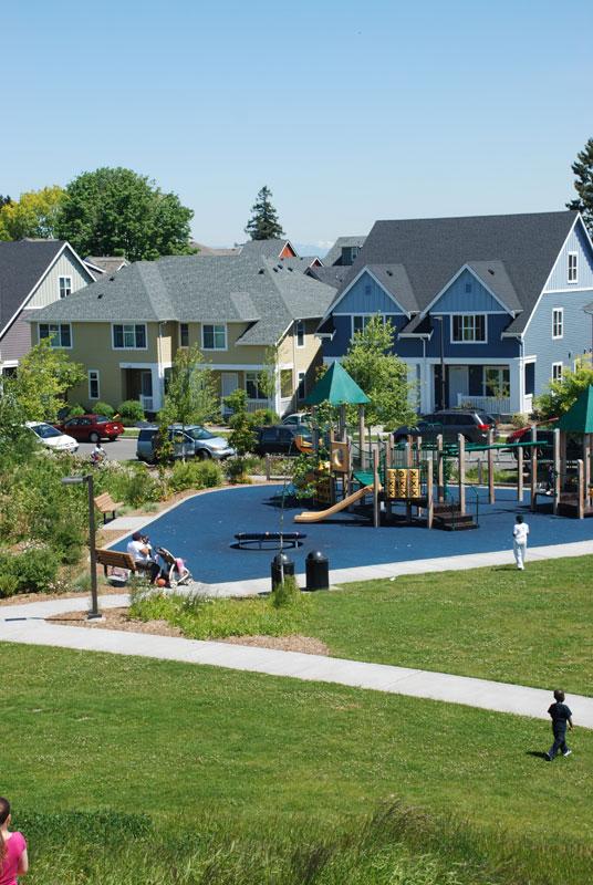 Commons Park Playground
