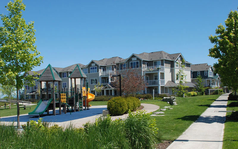mixed-income community