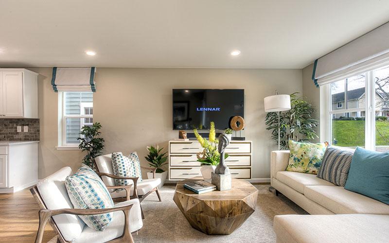 Lennar Homes - High Point Seattle - interior 3