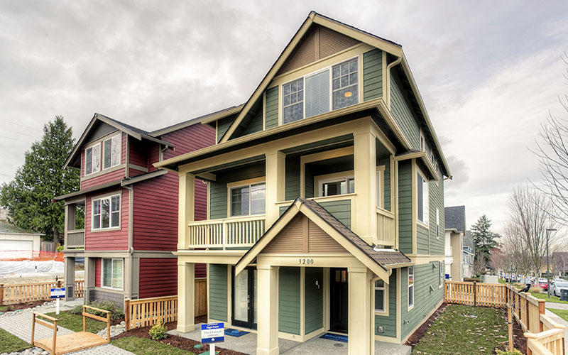 Lennar Homes - High Point Seattle - Chinook 11