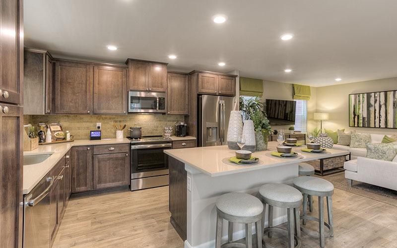 Lennar Homes - High Point Seattle - Chinook 3
