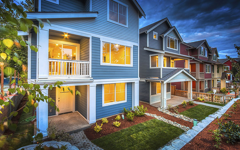 Lennar Homes - High Point Seattle - exterior 5