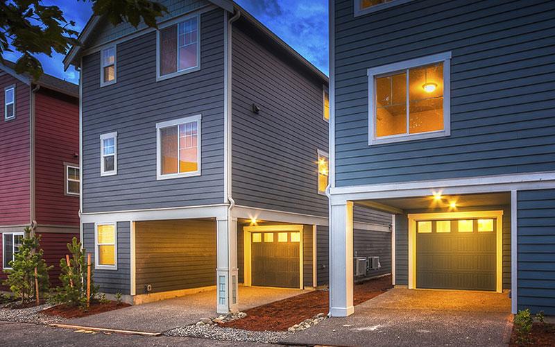 Lennar Homes - High Point Seattle - exterior 1